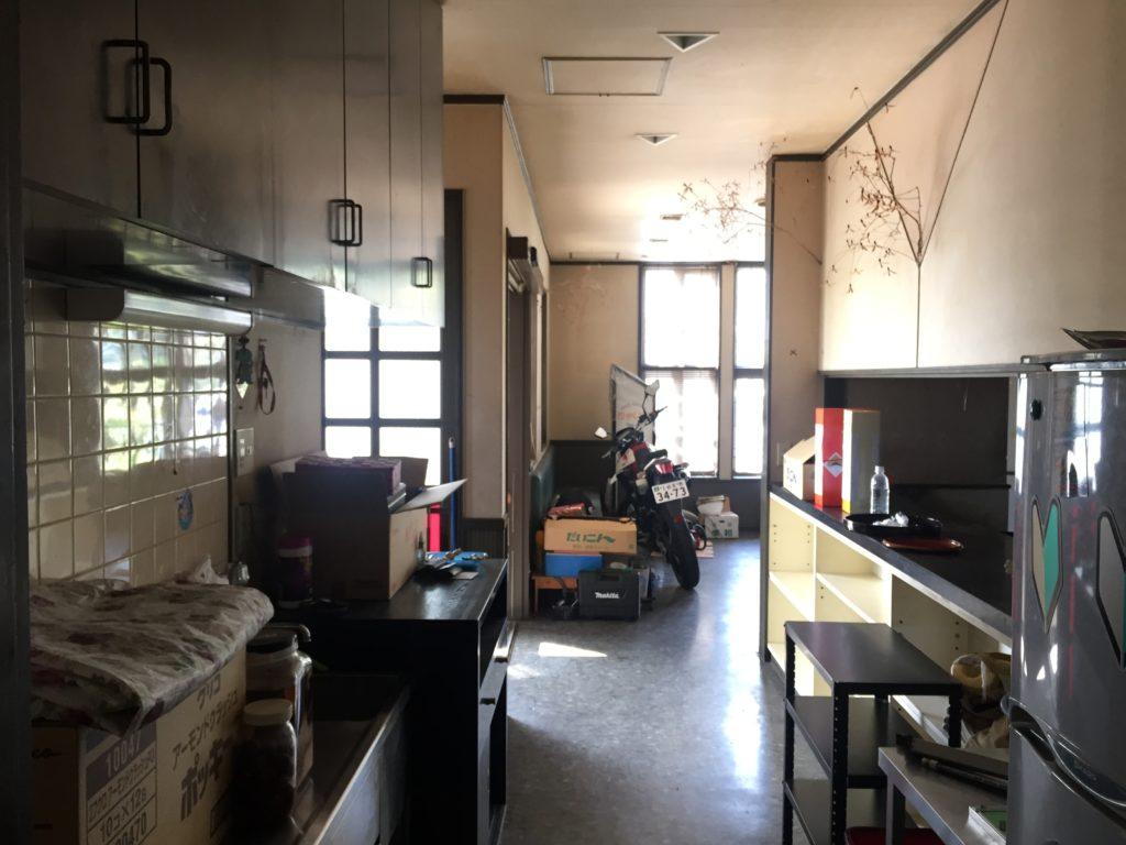 岐阜で店舗改修をした施工事例1枚目