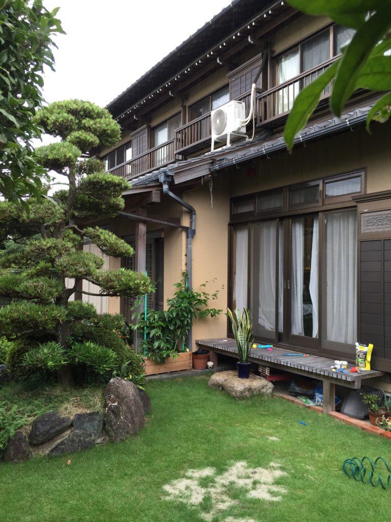岐阜で二世帯のリノベーション施工事例1枚目