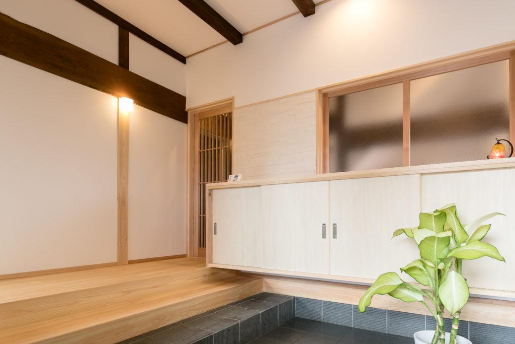 岐阜の古民家リノベーションの施工事例7枚目