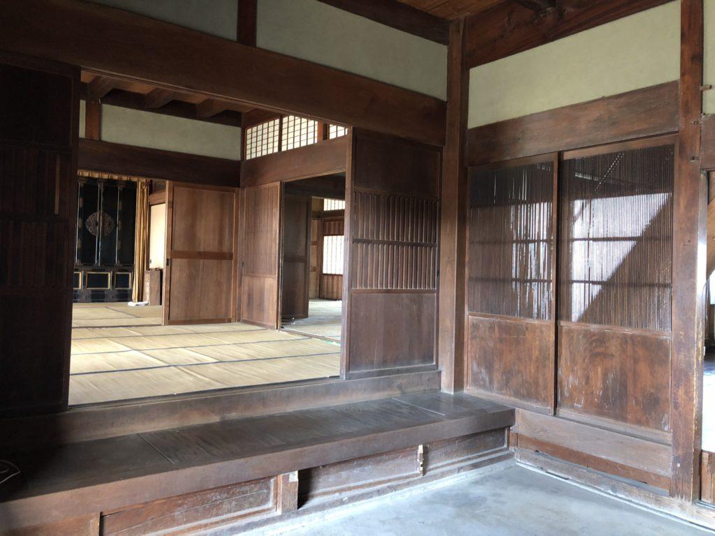 岐阜の古民家リノベーションの施工事例2枚目