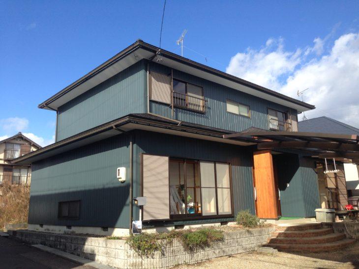 岐阜で自然素材リフォームの施工事例2枚目