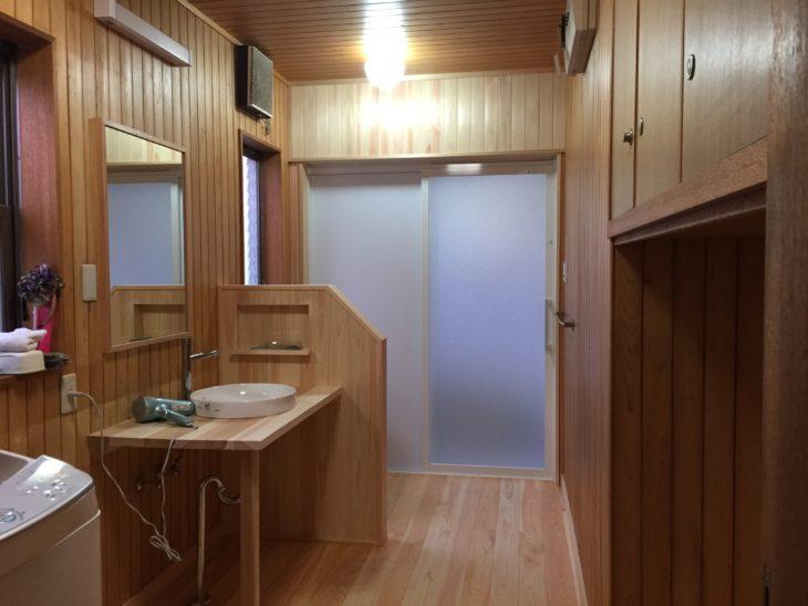 岐阜で水回りリフォームの施工事例5枚目