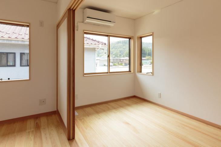 岐阜市の自然素材リフォームした施工事例8枚目