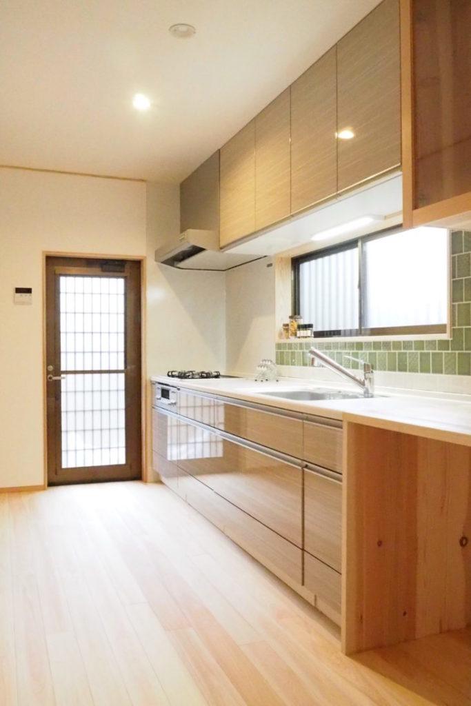 岐阜で自然素材リフォームの施工事例4枚目