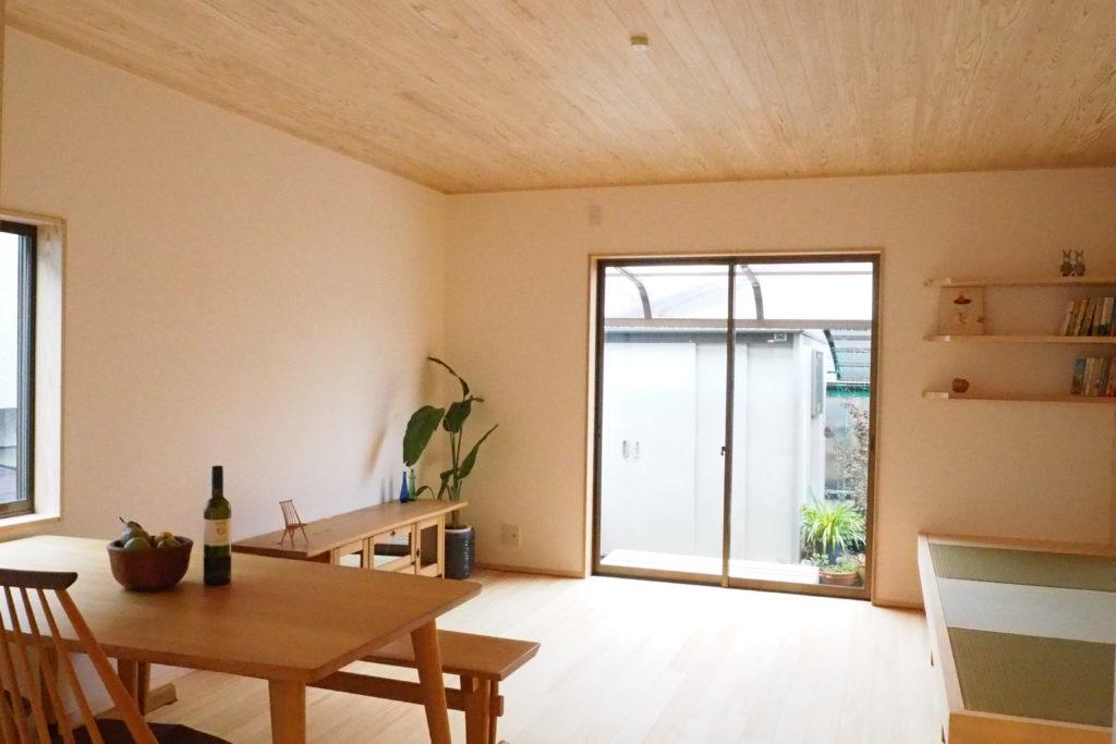 岐阜で自然素材リフォームの施工事例6枚目