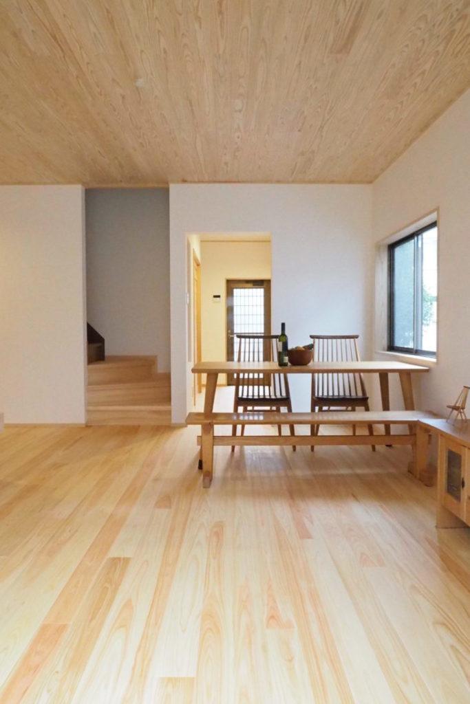岐阜で自然素材リフォームの施工事例8枚目