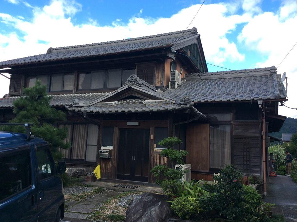 岐阜で築40年の家の断熱改修とフルリノベーション施工事例1枚目