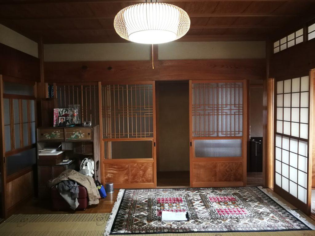 岐阜で築40年の家の断熱改修とフルリノベーション施工事例10枚目