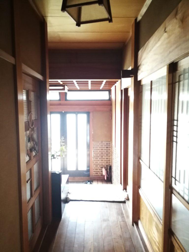 岐阜で築40年の家の断熱改修とフルリノベーション施工事例12枚目