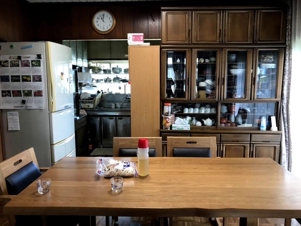 岐阜で築40年の家の断熱改修とフルリノベーション施工事例7枚目