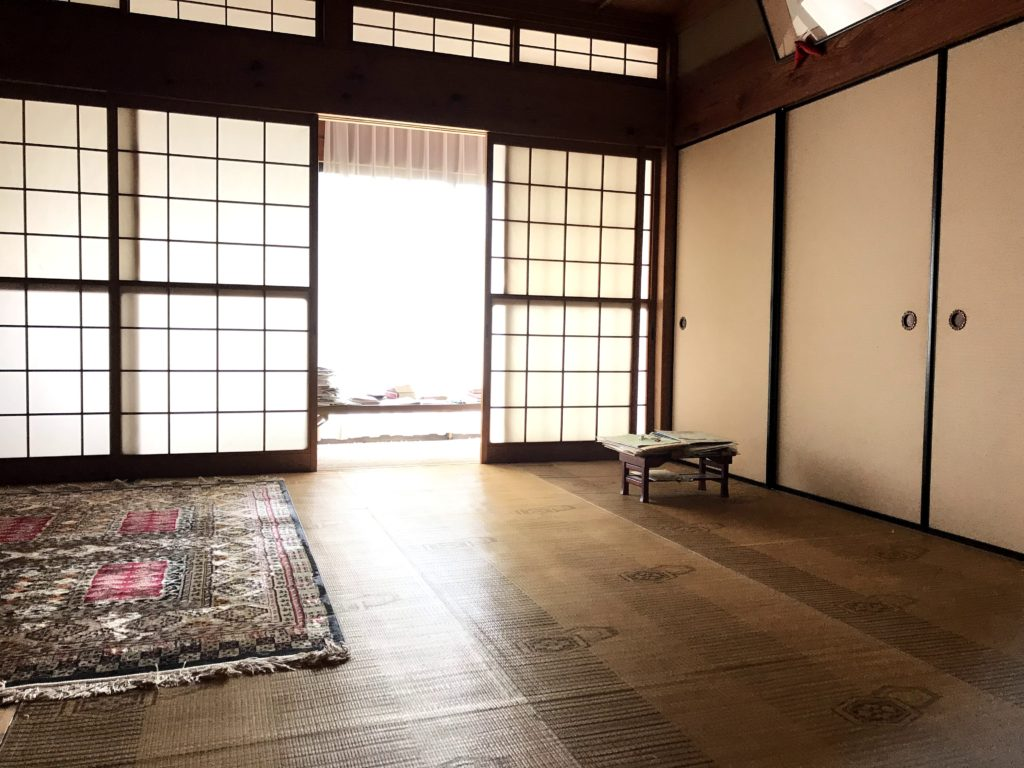 岐阜で築40年の家の断熱改修とフルリノベーション施工事例4枚目